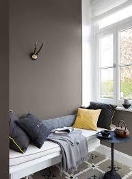 graue wände gemütlich und edel im landhausstil