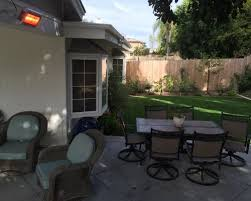 Solaira Patio Heaters by Enjoy Warm Radiant Heat With A Solaira Porch Heater