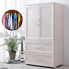 zyj tragbare garderobe schlafzimmer schrank kunststoff