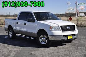 100 Ford Truck Cabs For Sale 2005 F150 XLT Crew Cab Pickup In Austin TX 521476B