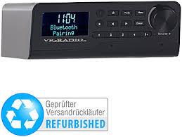 vr radio unterbauradio küche unterbau wlan küchenradio