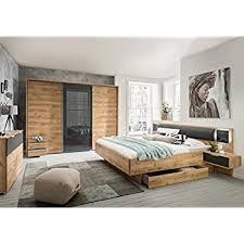 set besteht aus 4 teilen lifestyle4living schlafzimmer