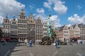 100 Where Is Antwerp Located Belgium July 28 2016 The Grote Markt Of