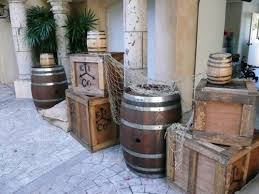 Add Barrels And Crates To Your Pirate Scene Can Be Made Out Of Pallets