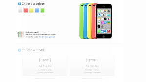 Apple iPhone 5s And iPhone 5c Australian Prices And Release Dates