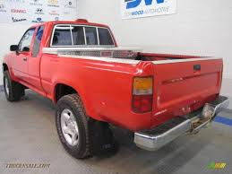 1994 Toyota Pickup DX V6 Extended Cab 4x4 In Cardinal Red Photo #3 ... Used Toyota Trucks Sale Owner In Maryland Car Owners Manual 1993 Pickup Deluxe Regular Cab 4x4 In Black 146083 Davis Autosports 2004 Tacoma Crew Trd For Top Of The Line 1983 Sr5 For Sale 100953230 1999 Georgetown Auto Sales Ky 2017 Pro Photos And Info News Driver Nissan Atlas Double Reviews 2019 20 1988 Toyota 4x4 Sold Youtube Garnet Red Pearl Extended 4621434 Truck Creative Toyota On 1985 Pickup With 22000 Original Miles