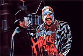 Wcw Halloween Havoc by Audioboom 8 Wcw Halloween Havoc 1990