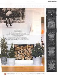 Type Of Christmas Trees by Sunset Magazine Christmas Tree Editorial U2014 Ana Monfort Photo