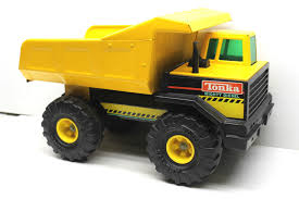 Tonka Dump Truck Mighty Turbo Diesel XMB-975 And 17 Similar Items