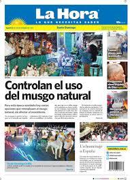 Santo domingo 05 diciembre 2017 by Diario La Hora Ecuador issuu