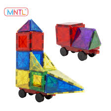 Valtech Magna Tiles Clear Colours 100 Pack by Magna Tiles Toys Magna Tiles Toys Suppliers And Manufacturers At