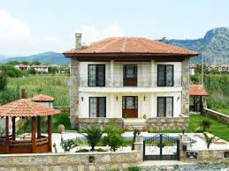 Country Villas by Dalyan Country Villa 4 Bedrooms With Pool