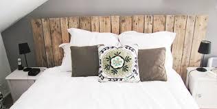 tete de lit a faire soi mme tête de lit pallette idées pour notre maison tete
