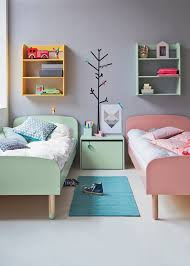 A Perfect Shared Kids Room