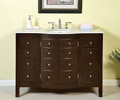 48 Cabinet With Drawers by Best 48 Inch Bathroom Vanity Reviews U0026 Guide 2016