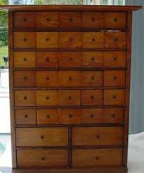 50 drawer pharmacy apothecary apothecary cabinet furniture