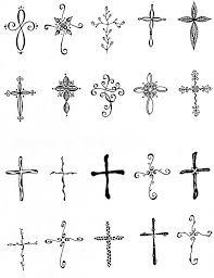 Small Tattoo Drawings 12 825d9f17bfb2f249a0b16402431c9676 Pretty Cross Simple