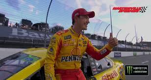Logano On Final-lap Move: 'Miami, Just Thinking About Miami' | NASCAR