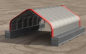Foundation Options For Fabric Buildings   Alaska Structures Foundation Options For Fabric Buildings Alaska Structures Shipping Container Barn In Pictures Youtube Standalone Storage Versus Leanto Attached To A Barn Shop Or Baby Nursery Home With Basement Home Basement Container Workshop Ideas 12 Surprising Uses For Containers That Will Blow Your Making Out Of Shipping Containers Any Page 2 7 Great Storage Raising The Roof Tin Can Cabin Barns Northern Sheds Fort St John British Columbia Camouflaged Cedar Lattice Hidden