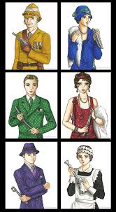Master Clue Character C Clipart