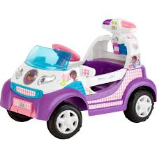 100 Kid Trax Fire Truck Trax Disney Doc Mcstuffins Ambulance 6v Electric Ride On