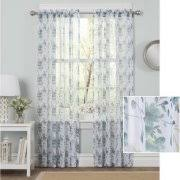 Purple Sheer Curtains Walmart by Sheer Curtain Panels