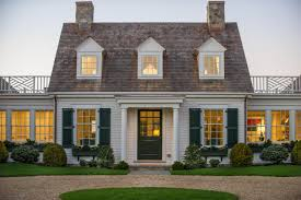 Stunning Cape Cod Home Styles by Zspmed Of Cape Cod Home Exterior Lighting