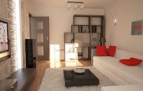 bilder 3d interieur wohnzimmer weiß beige 1