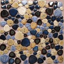 Sliced Pebble Tiles Uk by Pebble Mosaic Floor Tiles Uk Carpet Vidalondon
