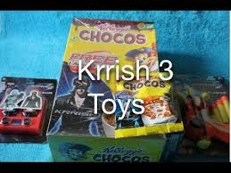 Krrish 3 Toys And Action Figure