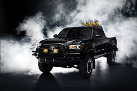 100 Where Are Toyota Trucks Made Tacoma Concept For The Back To The Future Day