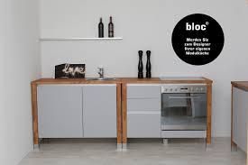 modulküchen bloc modulküche kaufen