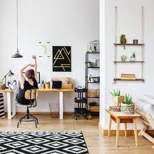 hängeregal holz 3 ablagen seil regal deko pflanzen wohnzimmer küche wandregal hbt 96x43x15 cm braun