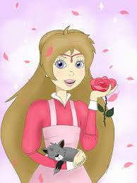 Princess Irene And Her Kitten Turnip Art Done By Me