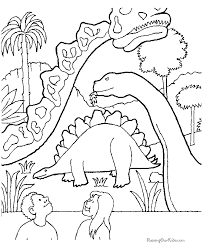 Dinosaur Make A Photo Gallery Coloring Pages To Print