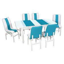 LEAF - Extendable Dining Table Set | Hannah Concept Monde 2 Chair Ding Set Blue Cushion New Bargains On Modus Round Yosemite 5 Piece Chair Table Chairs Aqua Tot Tutors Kids Tables Tc657 Room And Fniture Originals Charmaine Ii Extendable Marble 14 Urunarr0179aquadingroomsets051jpg Moebel Design Kingswood Extending 4 Carousell Corinne Medallion With Stonewash Wood Turquoise Chairs Farmhouse Table Turquoise Aqua