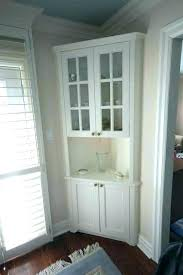 Dining Room Corner Cabinet Small For Furniture Incredible