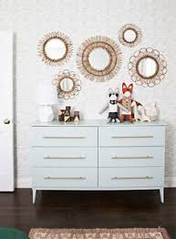 Ikea Trysil Dresser Hack by 10 Times Gold Spray Paint Made Ikea Products Even Better Ikea