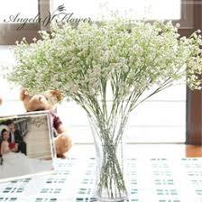 Wholesale 1PCS Rustic Decoration Artificial Flower Interspersion Mantianxing Plastic For Wedding Decorative