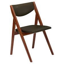 Hercules Padded Folding Chairs by Stakmore Schoolhouse Upholstered Folding Chair Set Of 2 Hayneedle