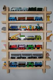 toy train shelves for organizing and displaying by toytrainshelves