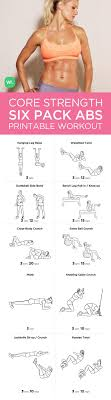 Best 25 Women s ab workouts ideas on Pinterest