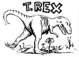 Coloriage T Rex March The Dinosaurs T Rex Coloring Page T Rex Beau