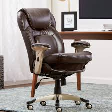 100 Heavy Duty Office Chairs With Removable Arms Serta At Home Back In Motion Health And Wellness MidBack Desk