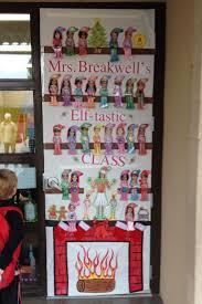 Kindergarten Winter Door Decorations by 52 Best Christmas Bulletin Boards Images On Pinterest Christmas