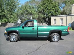 2000 Meadow Green Metallic Chevrolet Silverado 1500 LS Regular Cab ... 2000 Chevrolet Silverado 2500 74l 4x4 2001 Z71 Personal 6 Rcx Lift Ntd 20 Ls Pickup Truck Item I9386 Hd Video Chevrolet Silverado Sportside Regular Cab Red For Used Chevy S10 Trucks Truck Pictures 1990 Classics For Sale On Autotrader 1500 Extended Cab 4x4 In Indigo Blue Malechas Auto Body Regular Metallic 2015 Double Pricing For Rear Dually Fenders Lowest Prices Biscayne Sales Preowned