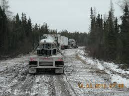 100 Ice Road Trucking Companies VP Express Inc