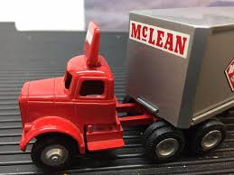WINROSS TRUCKS McLean Trucking- White 9000- 50th Anniversary-1985 ...