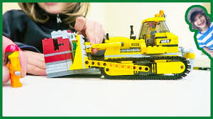 Construction Truck Videos Lego Edition | Bulldozer Timelapse - YouTube Cstruction Trucks Toys For Children Tractor Dump Excavators Truck Videos Rc Trailer Truckmounted Concrete Pump K53h Cifa Spa Garbage L Crane Flatbed Bulldozer Launches Ferry Excavator Working Tunes 1 Full Video 36 Mins Of Truck Videos For Kids Vehicles Equipment The Kids Picture This Little Adorable Road Worker Rides His Tonka Toy Tow And Toddlers 5018 Bulldozers Vs Scrapers