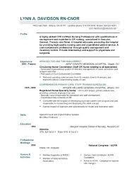 Culinary Resume Examples Unforgettable Intensive Care Nurse To Stand Out Net Sample